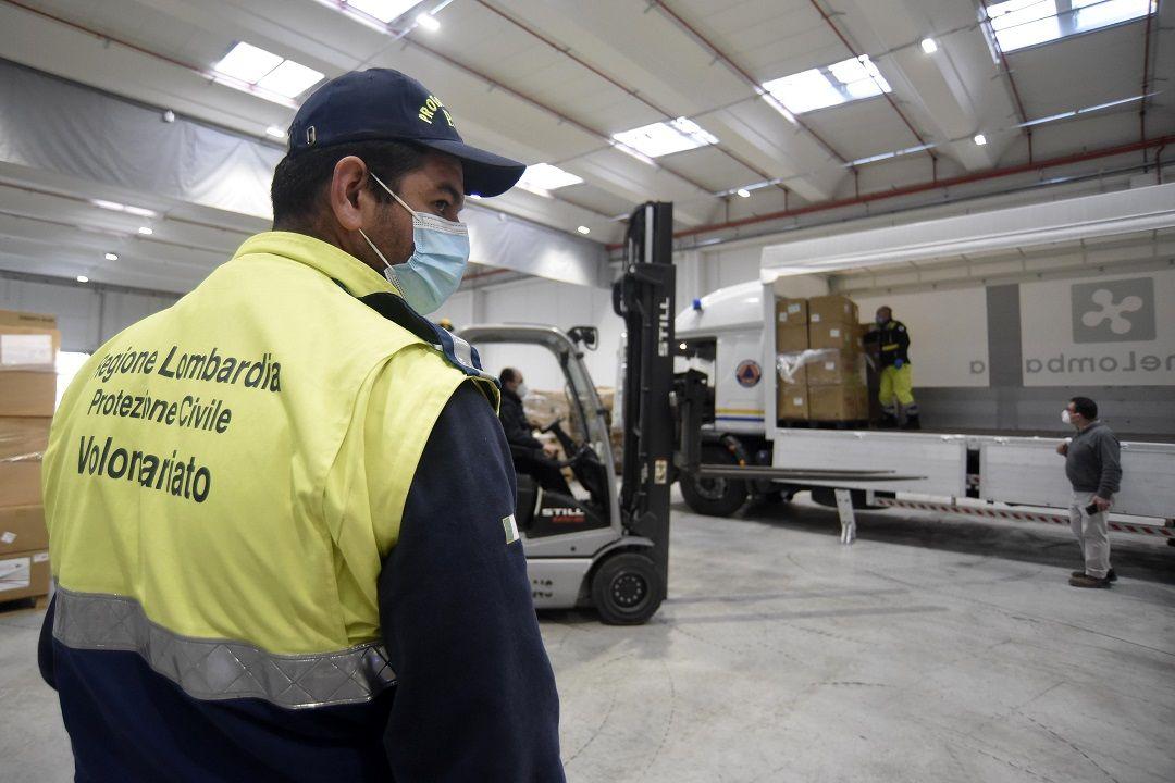 Contributi 2021 per ONLUS, APS e ODV che sostengono un distaccamento volontario del Corpo nazionale dei Vigili del fuoco