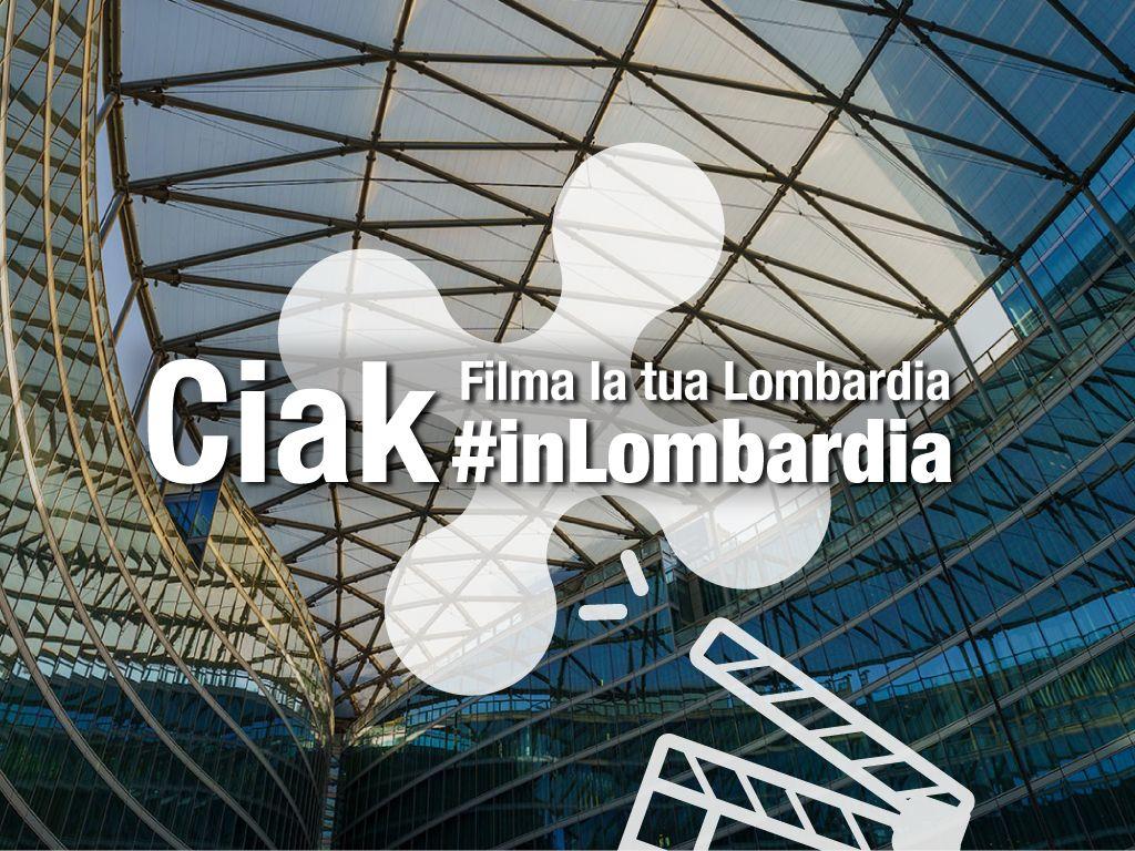 Ciak #inLombardia a 360°
