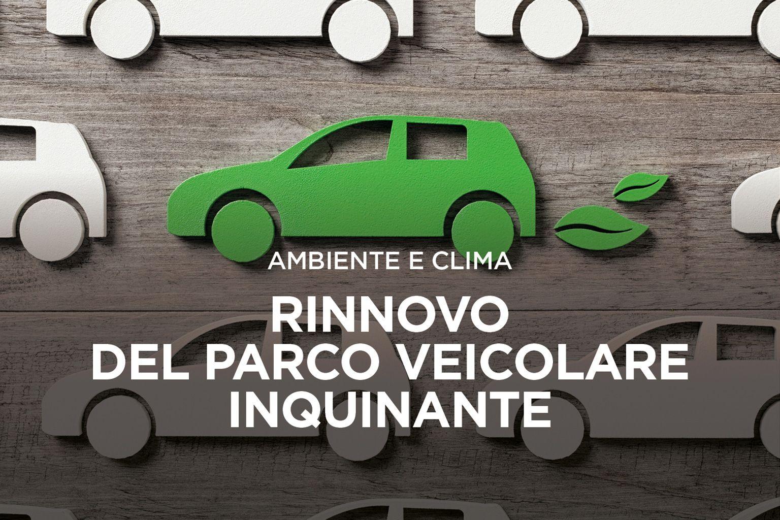 Venditori/Concessionari di veicoli - Adesione alla misura di incentivazione per il rinnovo del parco veicolare lombardo