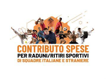 Contributo spese per raduni/ritiri sportivi di squadre italiane e straniere in Lombardia