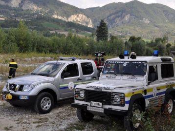 Bando rivolto agli enti locali per il finanziamento finalizzato all'acquisizione di mezzi di trasporto ed opera ad uso esclusivo della Protezione Civile