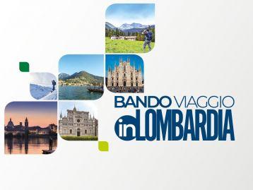 """bando """"Viaggio InLombardia""""  terza edizione"""