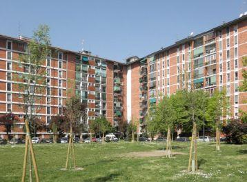 Interventi volti alla realizzazione di nuova edilizia residenziale sociale, il recupero e la destinazione a servizi abitativi sociali del patrimonio immobiliare pubblico e privato non utilizzato (sfitto invenduto) o sottoutilizzato.