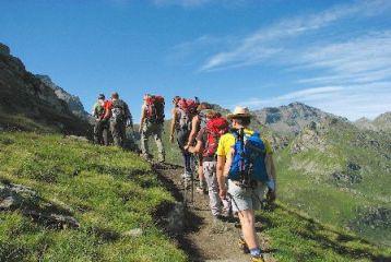 Iscrizione alle prove attitudinali per accompagnatori di media montagna - anno 2021