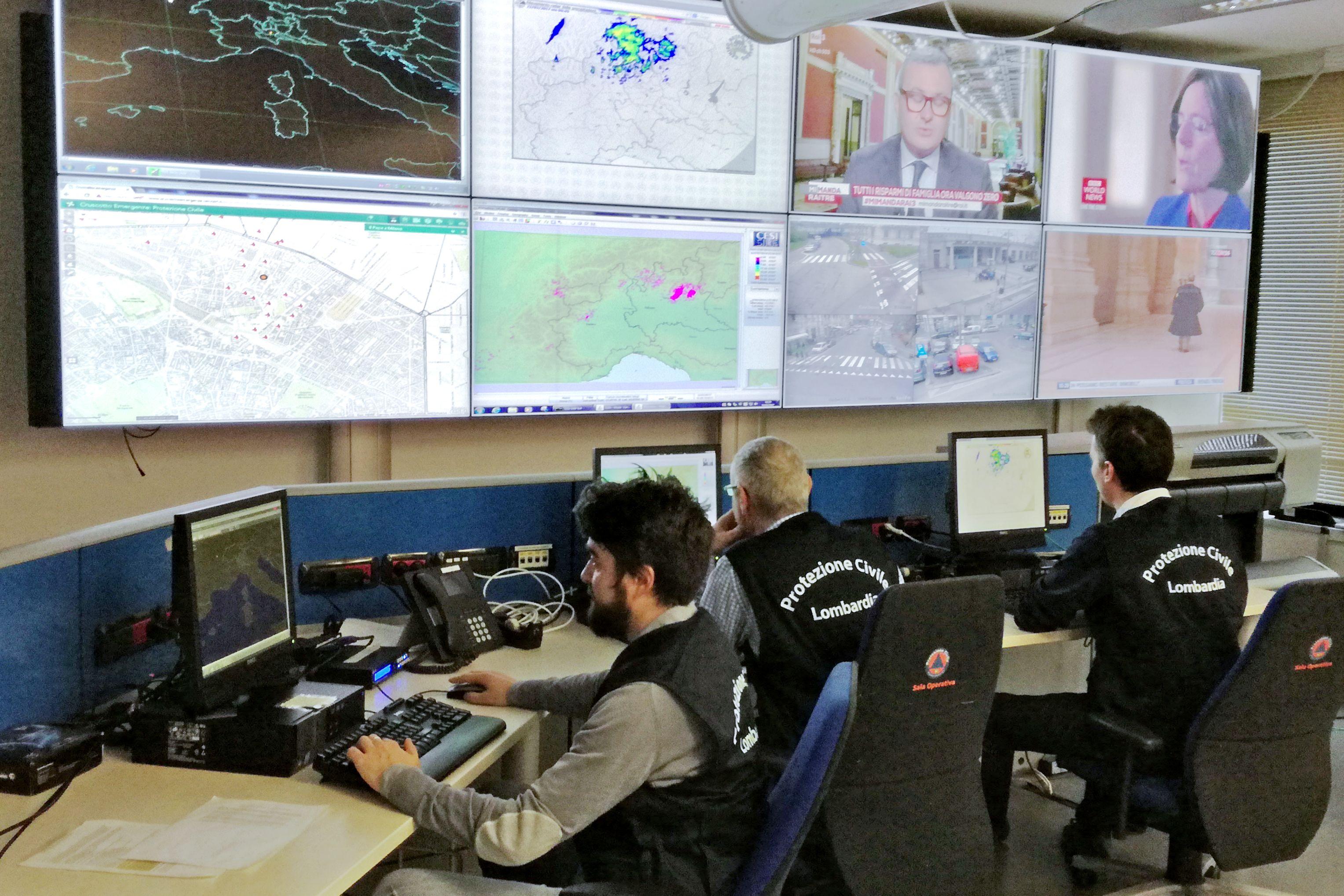 Cofinanziamenti per la realizzazione di progetti in materia di sicurezza urbana LOTTO B
